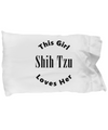 Shih Tzu v2c - Pillow Case