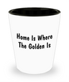 Golden's Home - Shot Glass - Unique Gifts Store