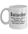 The Rottweiler - 11oz Mug - Unique Gifts Store