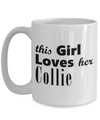 Collie - 15oz Mug