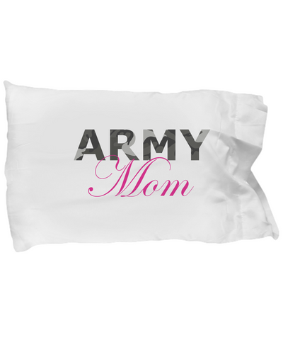 Army Mom - Pillow Case