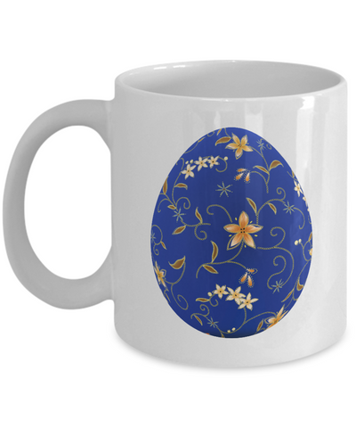 Easter Egg #01 - 11oz Mug - Unique Gifts Store