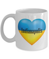 Ukrainian In Indianapolis - 11oz Mug - Unique Gifts Store