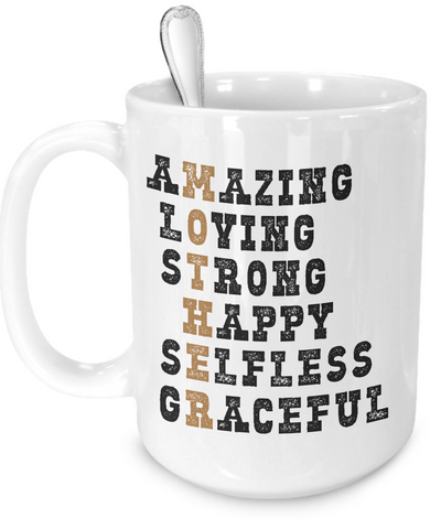 Mother - Large Mug - Unique Gifts Store