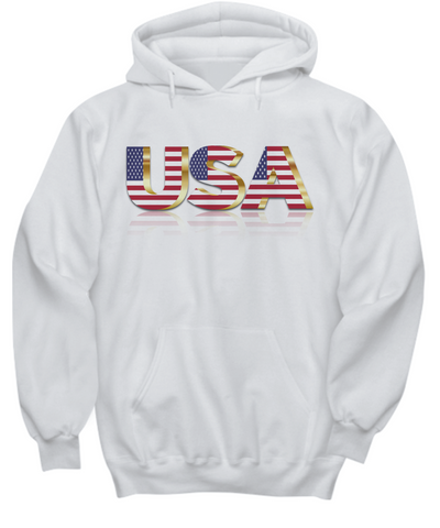 The USA - Hoodie - Unique Gifts Store