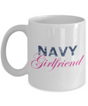 Navy Girlfriend - 11oz Mug - Unique Gifts Store