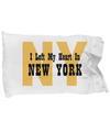 Heart In New York - Pillow Case - Unique Gifts Store