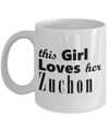Zuchon - 11oz Mug - Unique Gifts Store