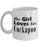 Cockapoo - 11oz Mug