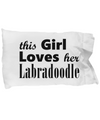 Labradoodle - Pillow Case - Unique Gifts Store