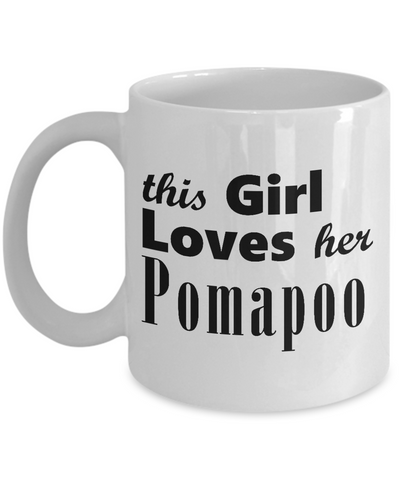 Pomapoo - 11oz Mug - Unique Gifts Store
