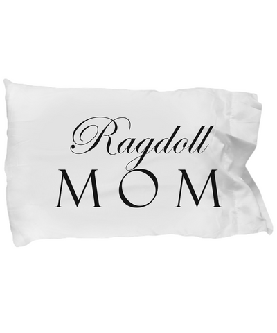 Ragdoll Mom - Pillow Case