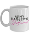 Army Ranger's Girlfriend - 11oz Mug - Unique Gifts Store