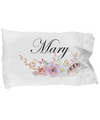 Mary v8 - Pillow Case - Unique Gifts Store