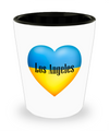 Ukrainian In Los Angeles - Shot Glass - Unique Gifts Store