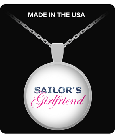 Sailor's Girlfriend - Necklace - Unique Gifts Store