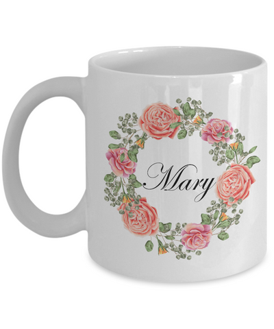 Mary - 11oz Mug - Unique Gifts Store