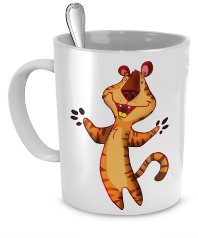 Tiger - 11oz Mug - Unique Gifts Store