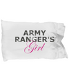 Army Ranger's Girl - Pillow Case - Unique Gifts Store