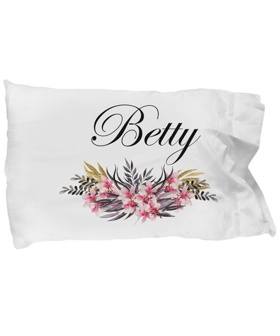 Betty - Pillow Case - Unique Gifts Store