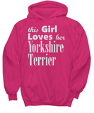 Yorkshire Terrier - Hoodie - Unique Gifts Store