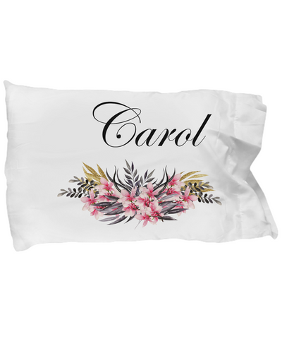 Carol - Pillow Case v2