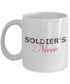 Soldier's Niece - 11oz Mug - Unique Gifts Store