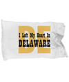 Heart In Delaware - Pillow Case - Unique Gifts Store