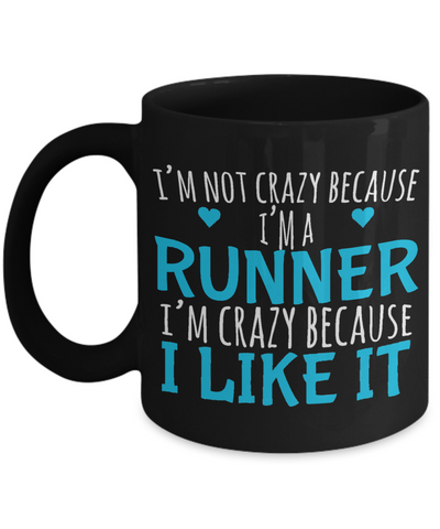I'm a Runner - 11oz Mug - Unique Gifts Store