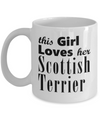 Scottish Terrier - 11oz Mug - Unique Gifts Store
