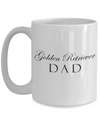 Golden Retriever Dad - 15oz Mug - Unique Gifts Store