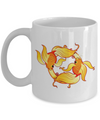 Zodiac Sign Pisces - 11oz Mug - Unique Gifts Store