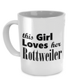 Rottweiler - Coffee Mug - Unique Gifts Store