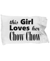 Chow Chow - Pillow Case - Unique Gifts Store