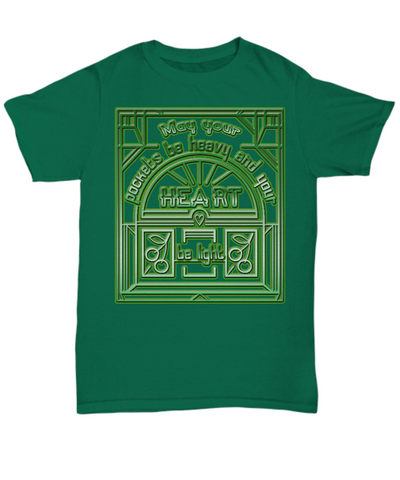 Irish Blessing - T-Shirt - Unique Gifts Store
