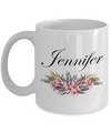 Jennifer - 11oz Mug v3 - Unique Gifts Store