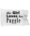 Puggle - Pillow Case