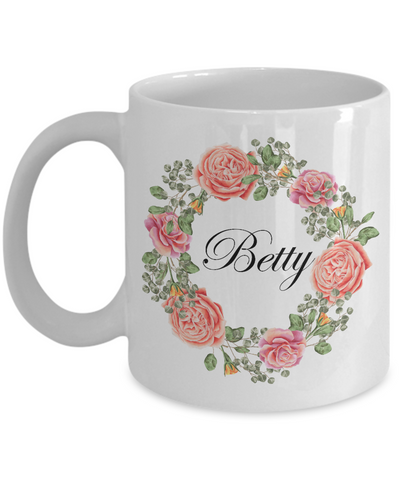 Betty - 11oz Mug - Unique Gifts Store