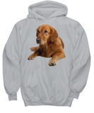 Golden Retriever v2 - Hoodie - Unique Gifts Store