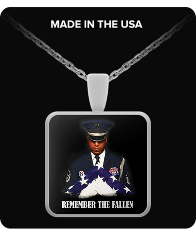 Remember The Fallen - Necklace - Unique Gifts Store