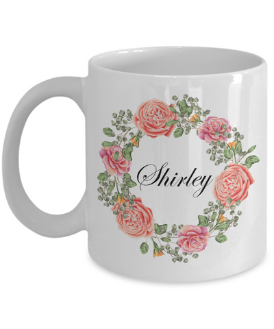 Shirley - 11oz Mug - Unique Gifts Store