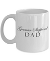 German Shepherd Dad v2 - 11oz Mug - Unique Gifts Store
