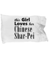Chinese Shar-Pei - Pillow Case - Unique Gifts Store