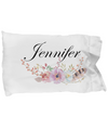 Jennifer v8 - Pillow Case