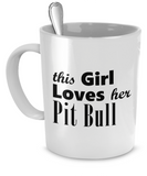 Pit Bull - 11oz Mug - Unique Gifts Store
