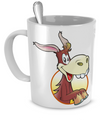 Happy Donkey - 11oz Mug - Unique Gifts Store