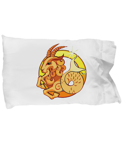Zodiac Sign Capricorn - Pillow Case
