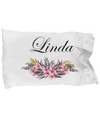 Linda - Pillow Case - Unique Gifts Store