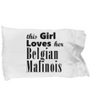 Belgian Malinois - Pillow Case - Unique Gifts Store