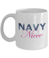 Navy Niece - 11oz Mug - Unique Gifts Store